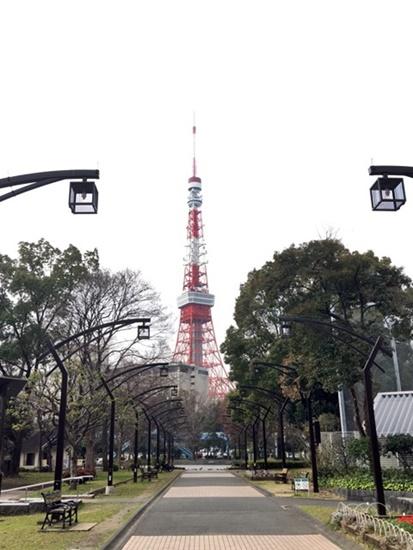あまり関係ない「東京タワー」