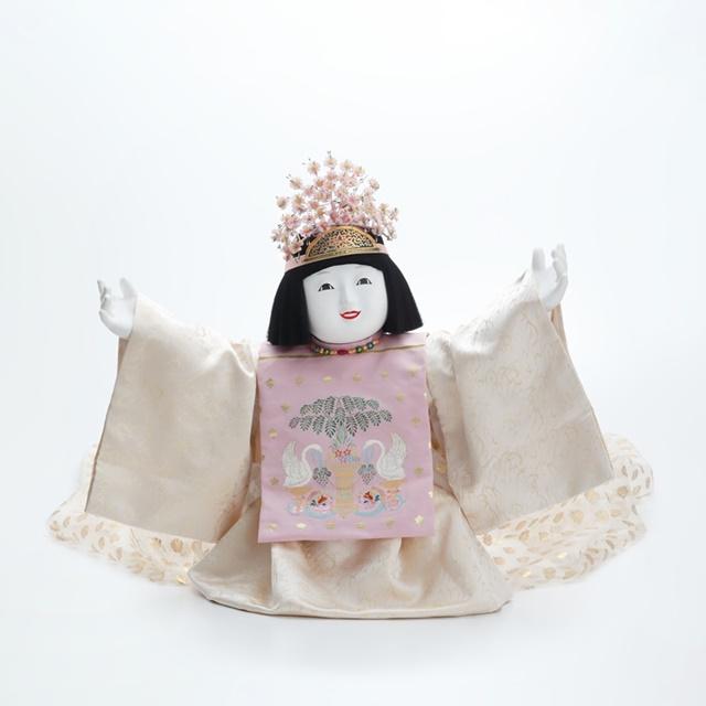 十二世久重作 「富士の女神」