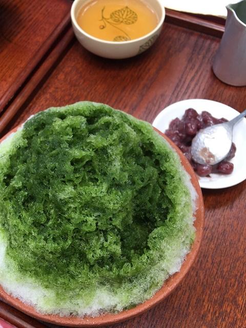 「抹茶小豆」