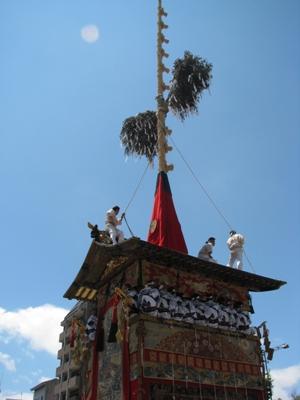 祇園祭月鉾