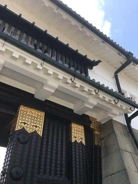 二条城・東大手門