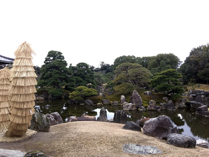 二条城「二の丸庭園」