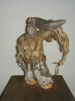 228年の役目を終えた 初代庄五郎作「親衡」像